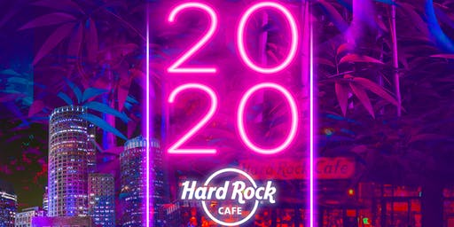 New Year's Eve 2020 at the Hard Rock Café Boston