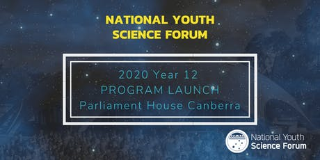 Launch - NYSF 2020 Year 12 Program tickets
