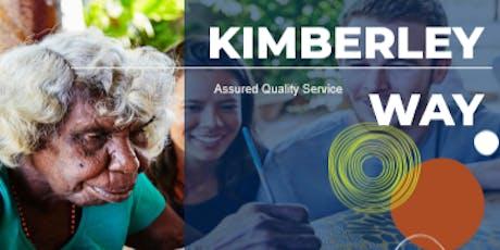 Kimberley Way - Assured Customer Service Training Workshop Broome 1 tickets