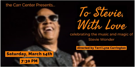 A Tribute to the Music and Magic of Stevie Wonder! tickets