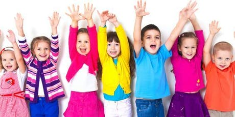 Rockdale Library - Toddlertime - Term 4 tickets