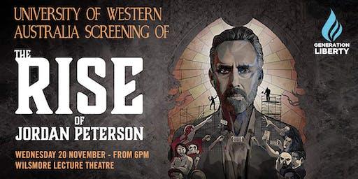The Rise of Jordan Peterson (University of Western Australia)