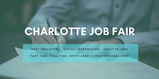 Charlotte Job Fair - January 21, 2020 - Career Fair