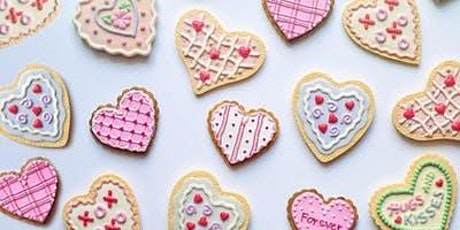 Sugar and Spice-Cookie Decorating Workshop, Ages 18+, FREE tickets