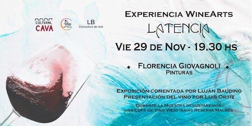 Experiencia WineArts     Latencia