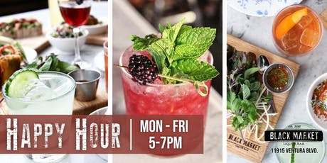 Happy Hour at Black Market Liquor! tickets