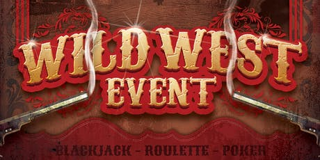 Tewantin Noosa Cricket Club - Wild West Casino Night tickets