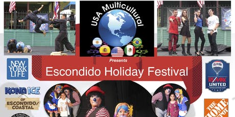 Escondido Multicultural Holiday Festival 2019 tickets