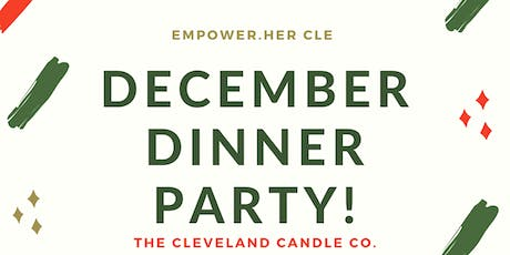 Empower.her CLE December Dinner Party tickets