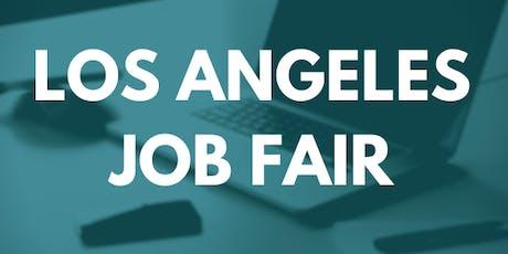 Los Angeles Job Fair - July 22, 2020 - Career Fair tickets