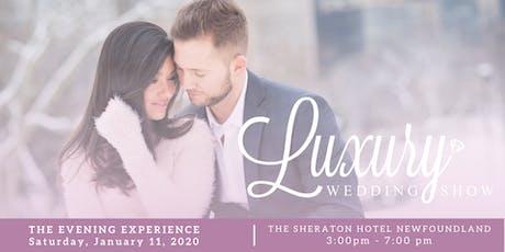 Luxury Wedding Show - Winter 2020 tickets