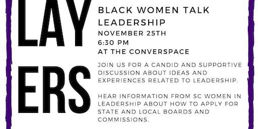 Layers: Black Women Talk Leadership