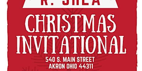 Christmas Invitational: Hazy Holidaze tickets