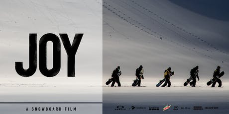 Joy: A Snowboard Film (Denver Premiere) tickets