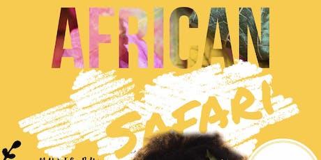 AFRICAN SAFARI tickets