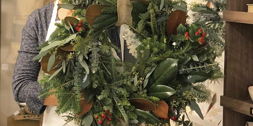 Christmas Wreath Workshop at  The Community