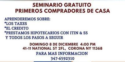 PRIMEROS COMPRADORES DE CASA
