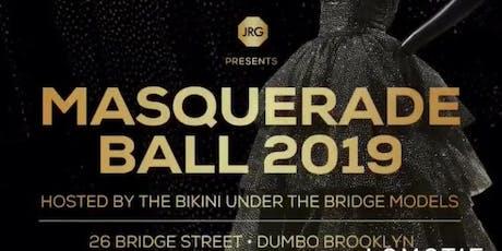 MASQUERADE BALL 2019: A BLACK TIE AFFAIR tickets