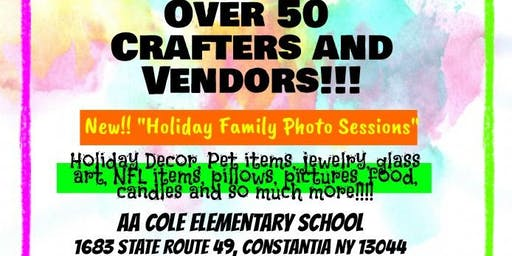 Giant Craft and Vendor Sale
