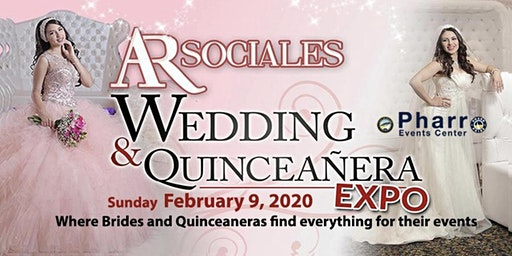 AR Sociales Wedding and Quinceañera Expo
