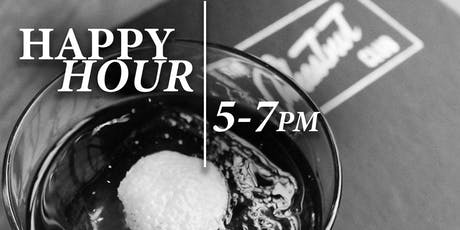 Happy Hour at Chestnut Club! tickets
