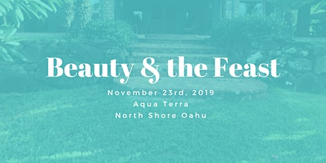 Beauty and the Feast tickets