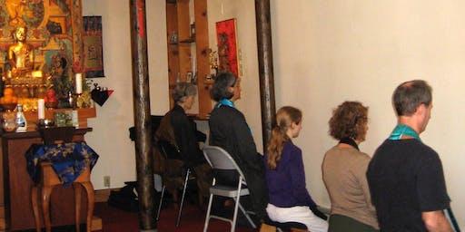New Year's Eve Meditation Vigil and Service