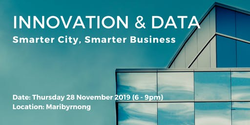 Innovation & Data: Smarter City, Smarter Business