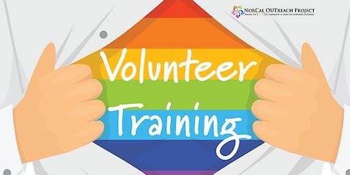 Become a NorCal OUTreach Volunteer! - December 2019 Training