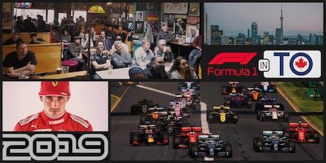 Watch the Formula 1 BRAZILIAN GRAND PRIX at a pub Downtown LIVE tickets