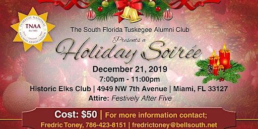 South Florida Tuskegee Alumni Club Holiday Soiree