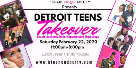 Detroit Girls Takeover tickets
