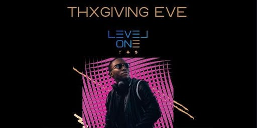 DJ CHEICKMEOUT LIVE AT LEVEL ONE THE BORGATA || 11.27.19