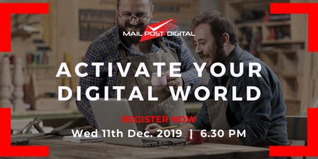 2019 Digital Workshop - Activate Your Digital World tickets