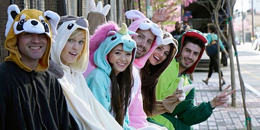 Onesie Pub Crawl Seattle