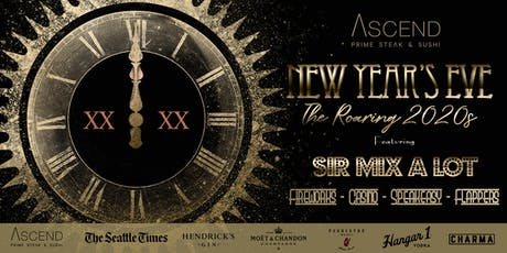 ASCEND Roaring 2020'S NYE Soiree tickets