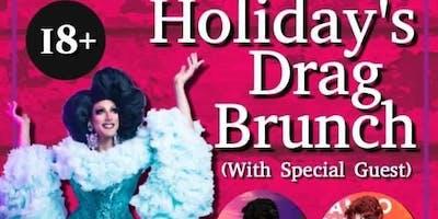 Twila Holidays Drag Brunch