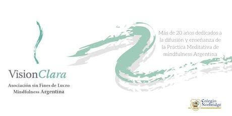 Visión Clara - Taller de un encuentro de Mindfulness  entradas