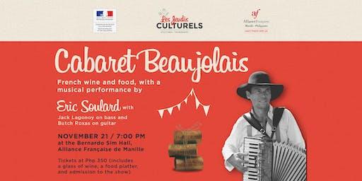 Les Jeudis Culturels - Cabaret Beaujolais
