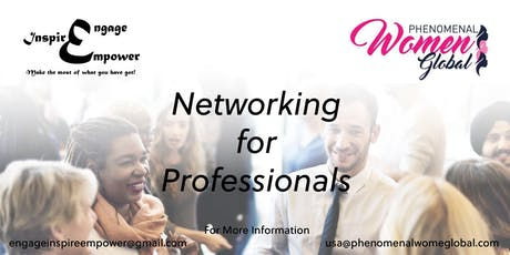 Networking for Professionals tickets
