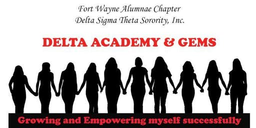 Fort Wayne Alumnae Chapter of DST presents Delta Academy & GEMS