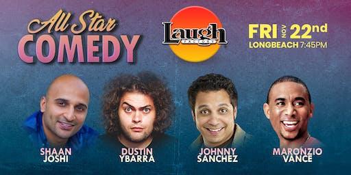 Maronzio Vance, Johnny Sanchez, and more - All-Star Comedy