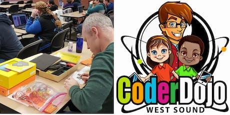 West Sound CoderDojo 2019-2020 tickets
