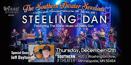 STEELING DAN - With Special Guest Jeff Dayton -LIVE at The Southern Theater