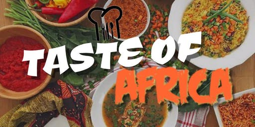Pan African student association Presents Taste of Africa