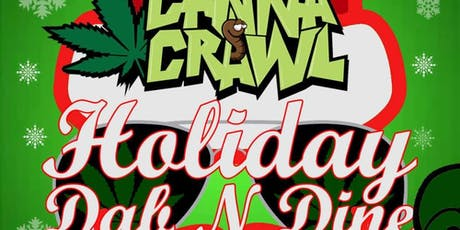 Holiday Dab N Dine N Crawl tickets