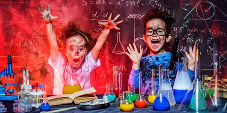 Science Fun for 7-12 year olds tickets