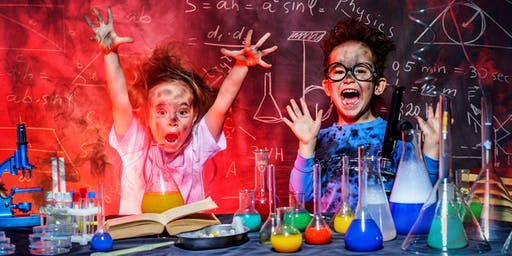 Science Fun for 7-12 year olds
