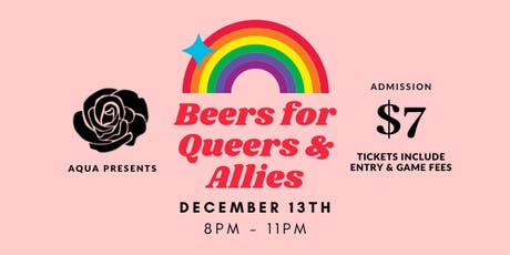 Beers for Queers & Allies tickets
