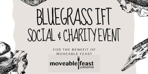 Bluegrass IFT Social & Charity Event